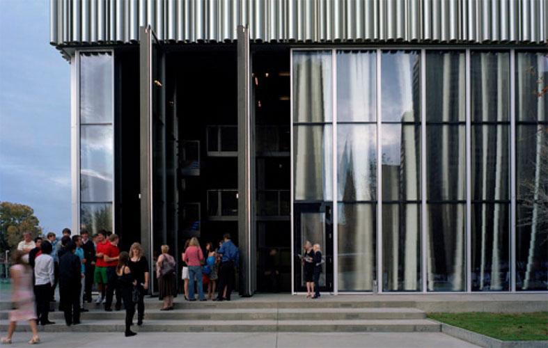 Dante Tisi Wyly Theatre
